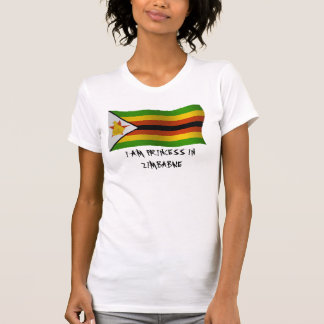 T-SHIRT JE SUIS PRINCESSE IN ZIMBABWE