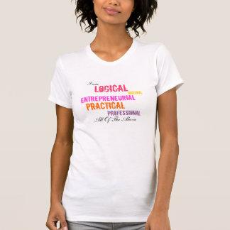 T-shirt Je suis professionnel