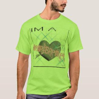 T-shirt Je suis un bourreau des coeurs