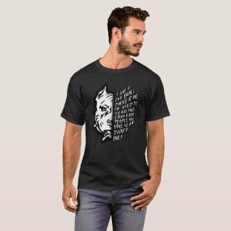 T-shirt Je suis un propriétaire de pitbull et je suis
