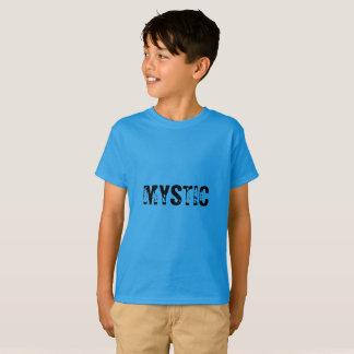 T-shirt Je suis un YouTube que mon nom est mystique