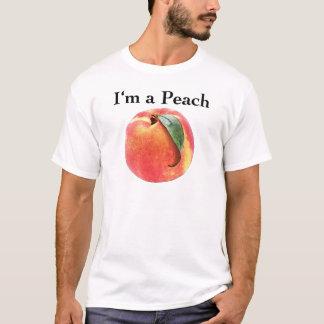 T-shirt Je suis une pêche