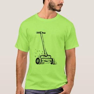 T-shirt Je suis une tondeuse à gazon !