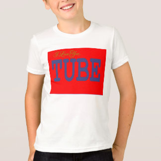 T-SHIRT JE T'AIME TUBE