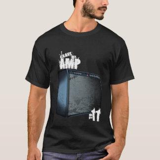 T-shirt Je tourne la manivelle de mon ampère à 11