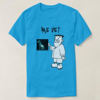 T-shirt Je vétérinaire