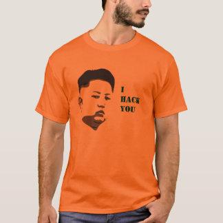 T-shirt je vous entaille