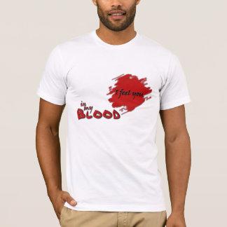 T-shirt Je vous sens…