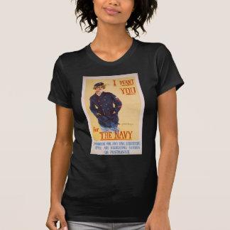 T-shirt Je vous veux pour le recrutement de Première