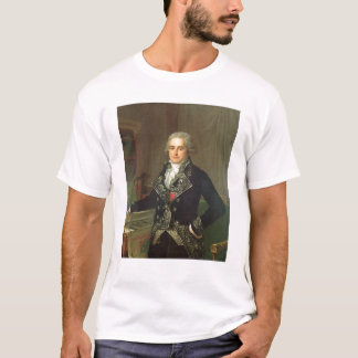 T-shirt Jean Antoine Chaptal Comte de Chanteloupe