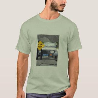 T-shirt Jeep du papa #1