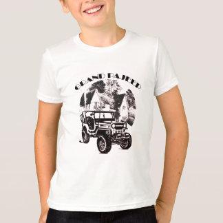 T-shirt Jeep grande de PA