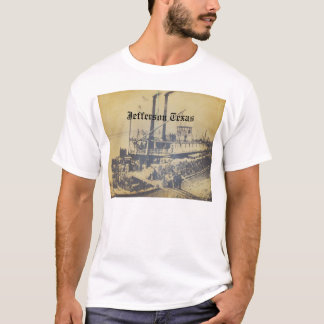 T-shirt Jefferson le Texas
