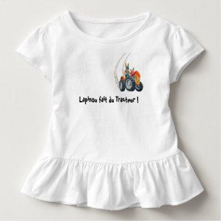 T-shirt jersey Lapinou pour bébé, Blanc