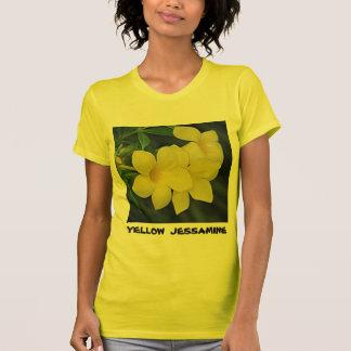 T-shirt Jessamine jaune la Caroline du Sud