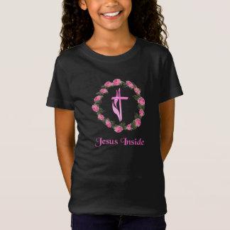 T-Shirt Jésus à l'intérieur de l'habillement des enfants