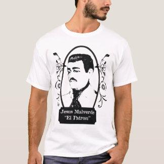 T-shirt Jésus Malverde (Santo Narco)