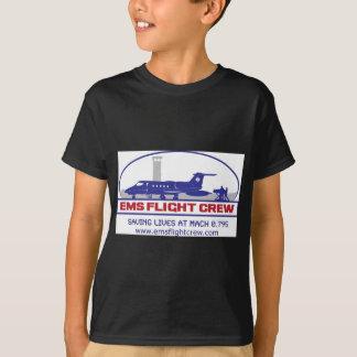 T-shirt Jet d'équipage des aéronefs de SME