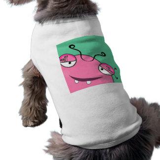 T-shirt Jeter un coup d'oeil le monstre