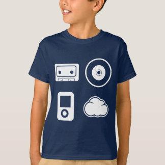 T-shirt Jeu