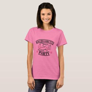 T-shirt Jeu au-dessus de partie de Bachelorette