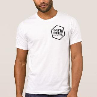 T-shirt JEU SALE. (noir/vint. blanc)