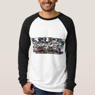 T-shirt Jeune crétin certifié par Diip (pièce en t de
