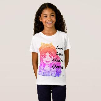 T-Shirt Jeunes vivants par Taylor Wolfe