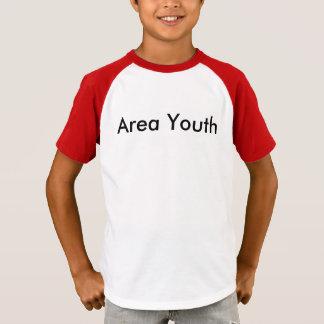 T-shirt jeunesse de secteur