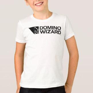 T-shirt Jeunesse T de magicien de domino