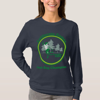 T-shirt Jeux 1984 de la Californie de champion de sac de