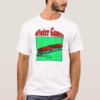 T-shirt Jeux d'hiver
