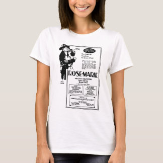 T-shirt Joan Crawford Rosemarie 1928