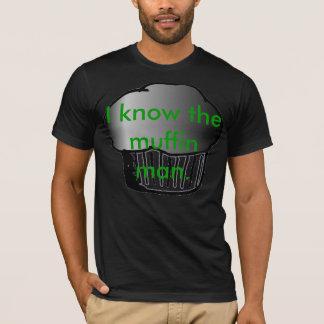 T-shirt Joe Jonas je connais l'homme de petit pain