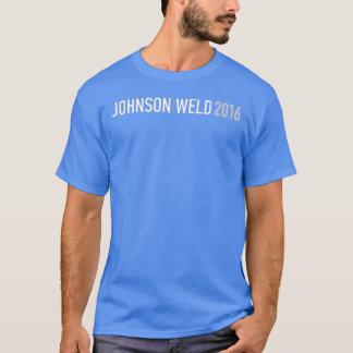 T-shirt Johnson-Soudure 2016
