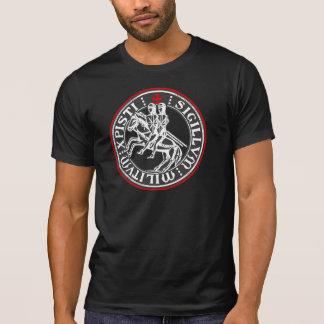 T-shirt Joint de soldats de Templar de chevaliers