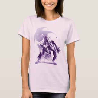 T-shirt Joker de café