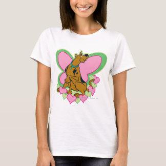 T-shirt Joli papillon Scooby de Scooby