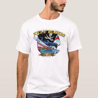 T-shirt Jollys rogers F4U de corsaire