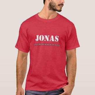 T-shirt Jonas fait sur commande