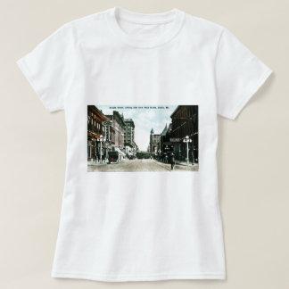 T-shirt Joplin, carte postale de cru du Missouri