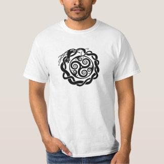 T-shirt Jormungand_Black