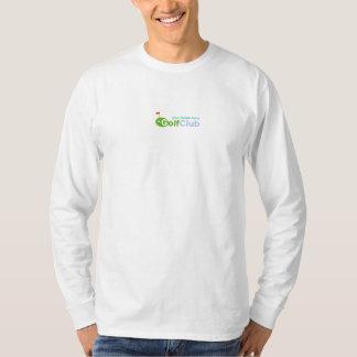 T-shirt joueur de golf