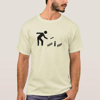 T-shirt Joueur de Kubb