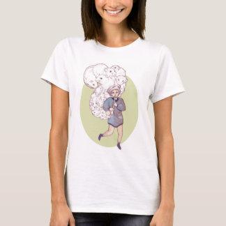 T-shirt joueur de pipeau pie