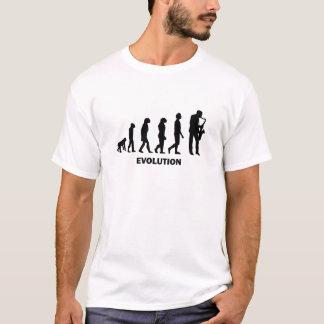 T-shirt joueur de saxophone drôle