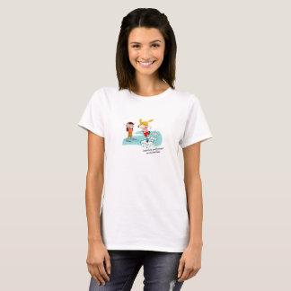 T-shirt Joueuse professionnelle de Marelle - MODInfância