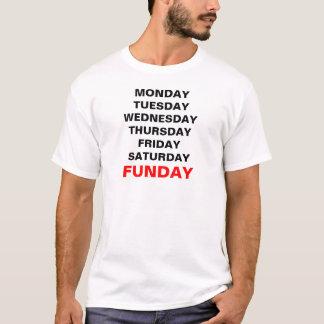 T-shirt Jour d'amusement