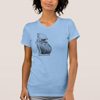T-shirt Jour de Darwin - lumière