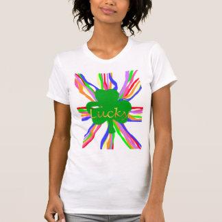 T-shirt Jour de la Saint Patrick chanceux